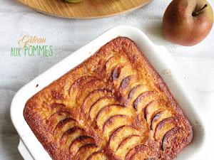 11 recettes de gâteaux aux pommes