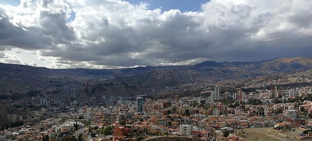Imagen del sur de La Paz, en BoliviaONU Bolivia/Hasan Lopez
