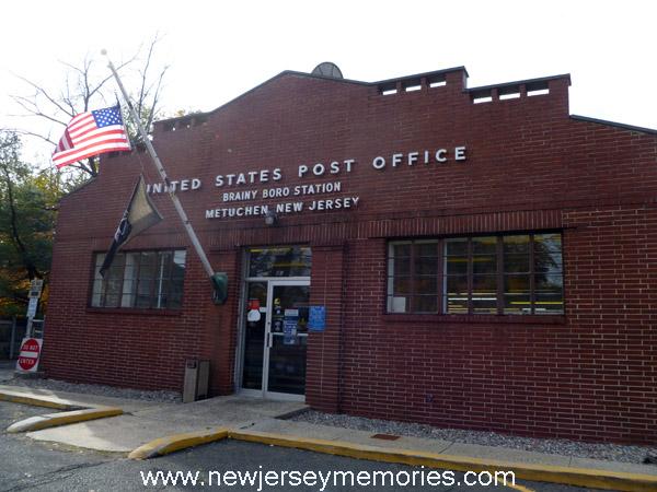 Metuchen Post Office, New Jersey