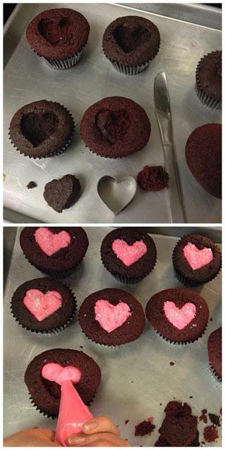 Ideias simples e fáceis de serem copiadas para o Valentine's Day ou Dia de São Valentim ou Dia dos Namorados