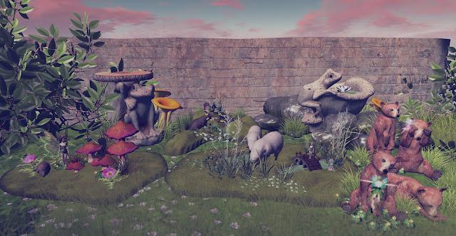 EED Home&Garden, Fantasy Faire.