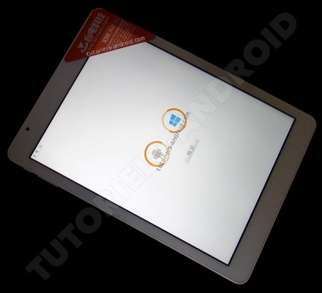 Dual Boot Teclast X98 Air 3G