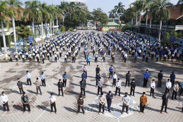 Alhamdulillah, Seluruh Pasien Positif Covid-19 di Pondok Gontor Sembuh Semua!