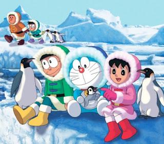 Gambar Doraemon dan Teman Teman nya 4
