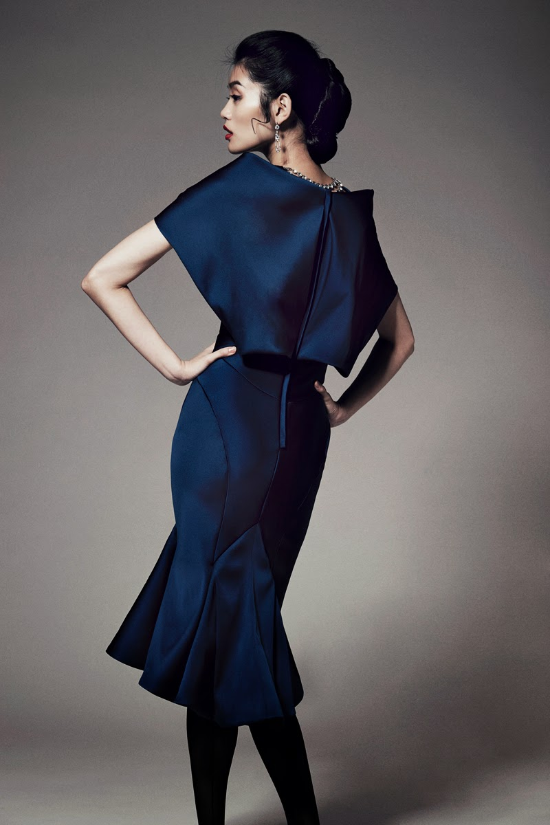 Andrea Janke Finest Accessories A Dream Of Sicily By: ANDREA JANKE Finest Accessories: ZAC POSEN Pre-Fall 2014