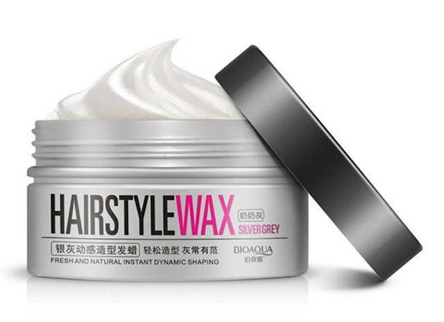 BIOAQUA Hairstyle  Wax Silver Grey 100gm Cheap Price