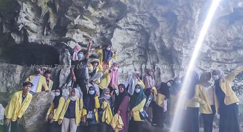 Kedua, Tempat Wisata yang Bakalan Populer 2021 di Sumatera Barat yaitu  Ngalau Tarang (Goa Terang).