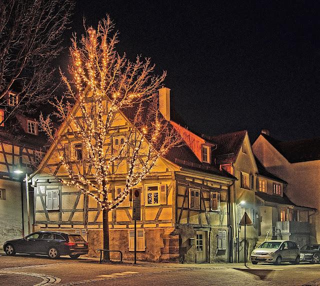 Weihnachtsstimmung in Bissingen