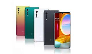 handphone LG Velvet