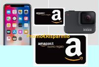 Logo Simecom ''La potenza di un attimo'':vinci gratis buoni Amazon, iPhone,GoPro e non solo