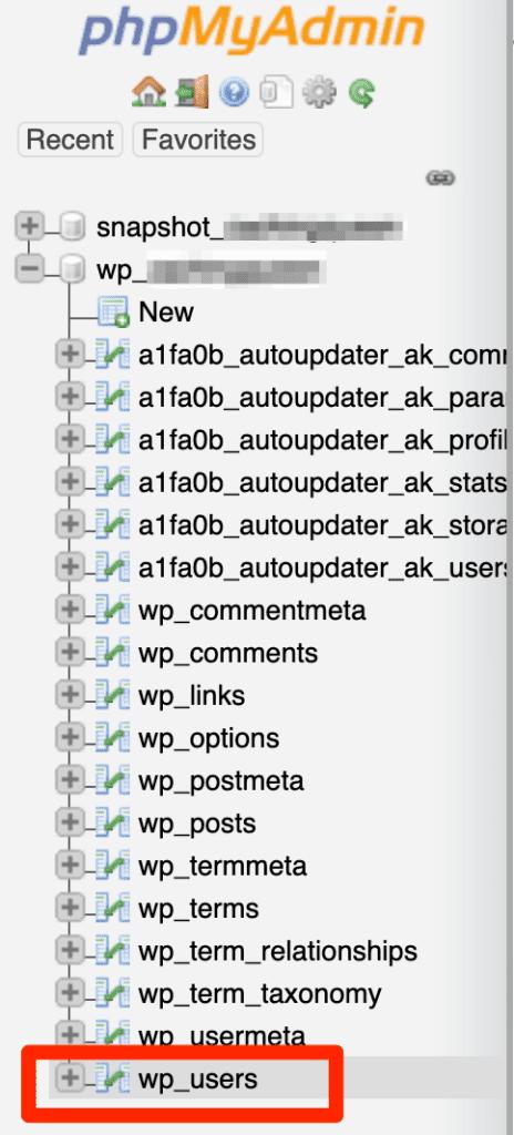Menambahkan Admin User Wordpress di Phpmyadmin Database Solusi WPMU melewati Verifikasi Email User