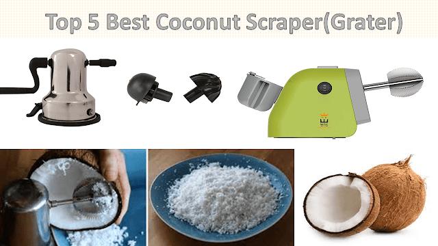 Coconut Scraper (Grater)