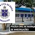 POLÍCIA CIVIL DE AMARGOSA - CONCLUSÃO DE INVESTIGAÇÕES