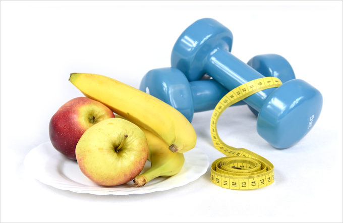 Sports nutrition. Tips for you. Live a healthy lifestyle
