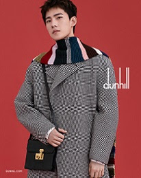 DUNHILL AW2021 AD CAMPAIGN