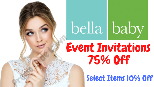 Bella Baby Promo Code - 75% Off w/2022 Coupon