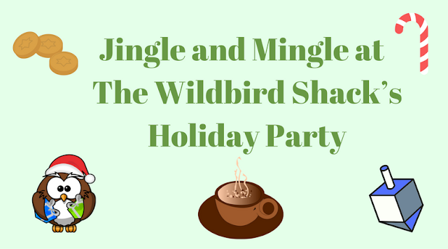 Holiday Party at The Wildbird Shack in Mount Prospect, Illinois