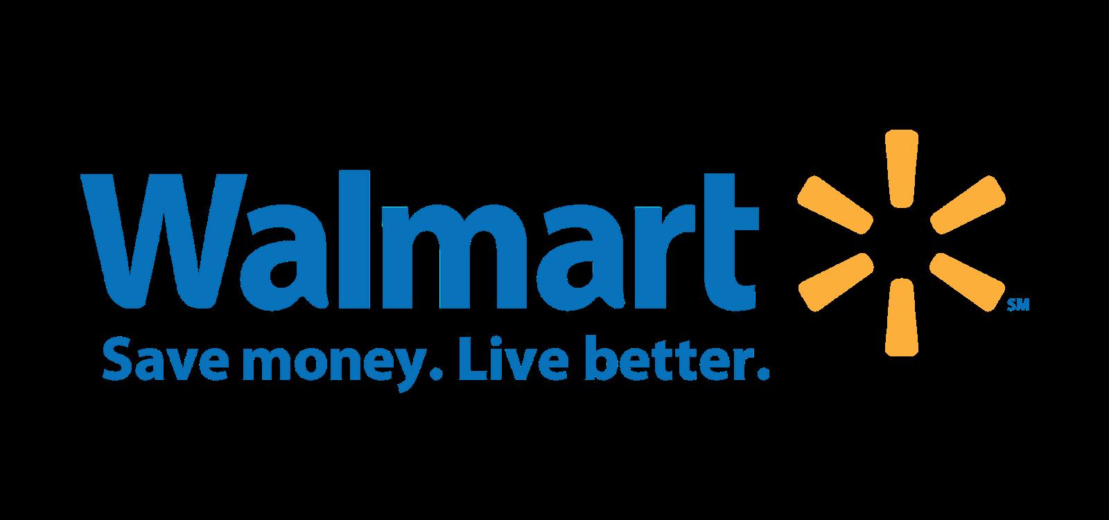 Logo Walmart Format PNG