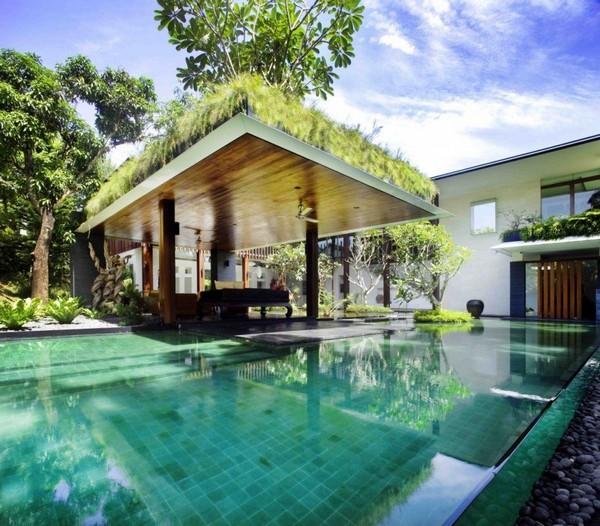 Spicer + Bank: By Allison Egan: Modern Tropical Style