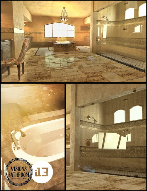 i13 Visions Bathroom Interior