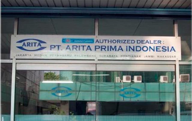 Lowongan Kerja Sales Engineer PT Arita Prima Indonesia Cilegon