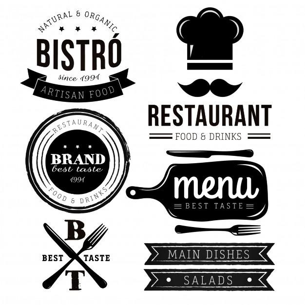logo rumah makan siap edit