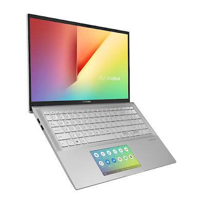 4. ASUS VivoBook S15 S532FL 15.6-inch FHD Laptop