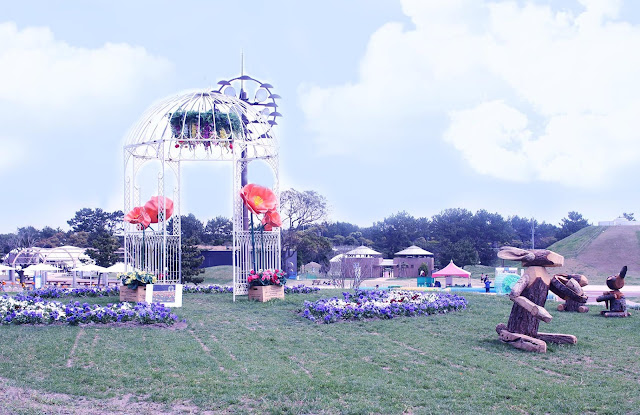 fukuoka flower garden