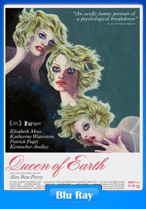 Queen of Earth 2015 720p BRRip x264 | 480p 300MB | 100MB HEVC