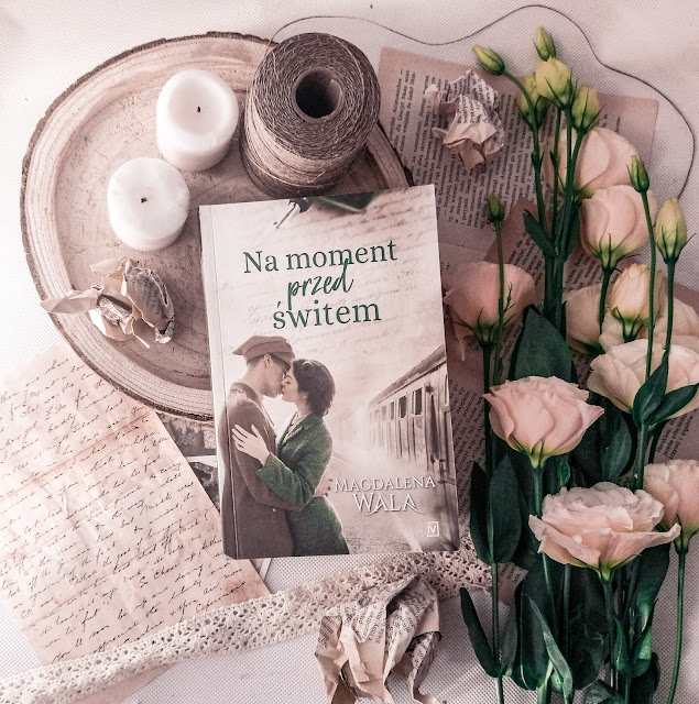 """""""Na moment przed świtem"""" - Magdalena Wala"""