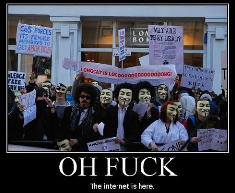 #OpFacebook : Facebook will be down on November 5 by Anonymous Hackers Attack