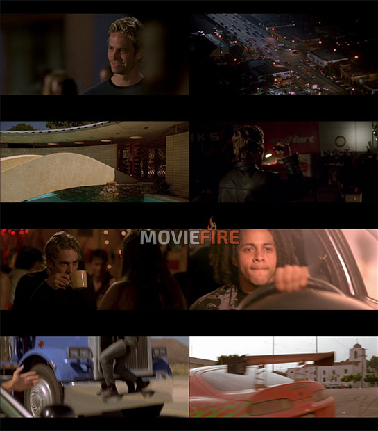 The Fast and the Furious (2001) 1080p