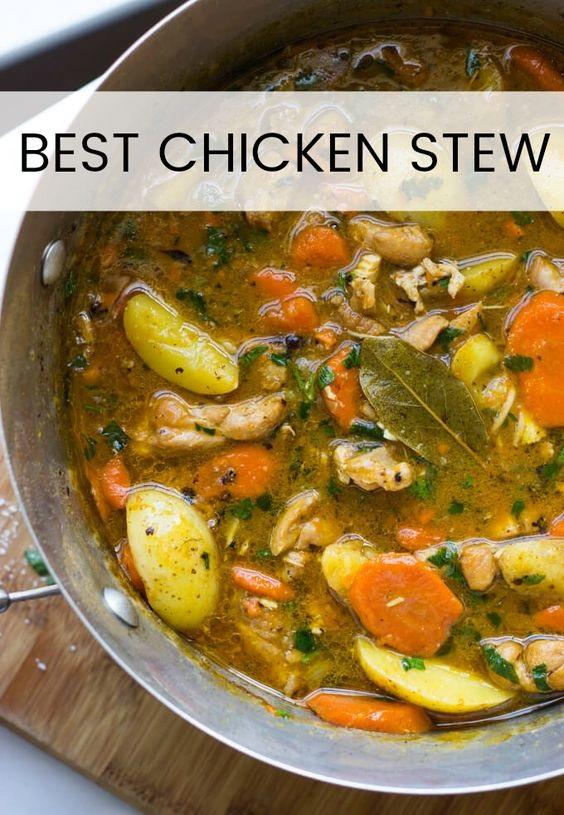 One-Pot Chicken Stew