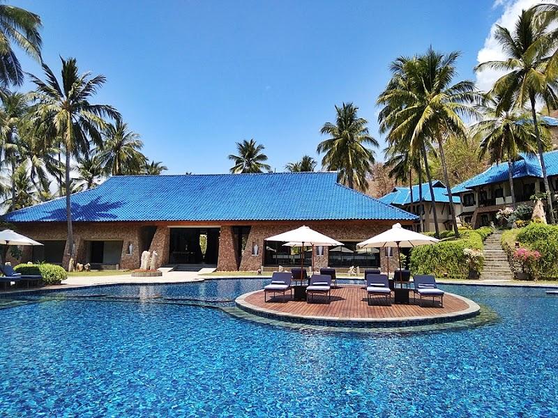 Mentari Menari di Whyndam Sundancer Resort Sekotong