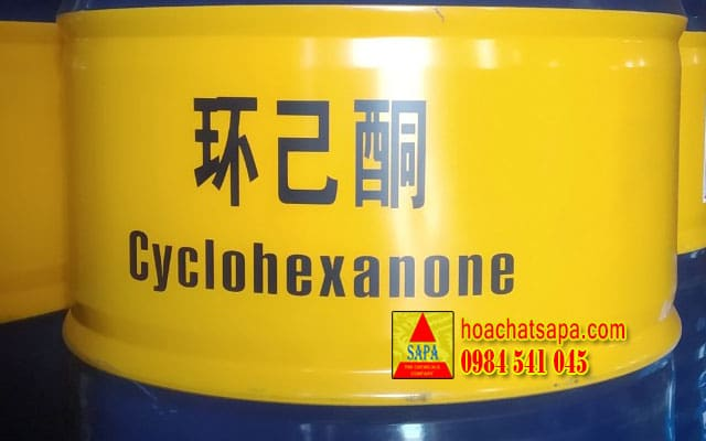 Cyclohexanone Luxi (CYC) - Anone - Dầu Ông Già