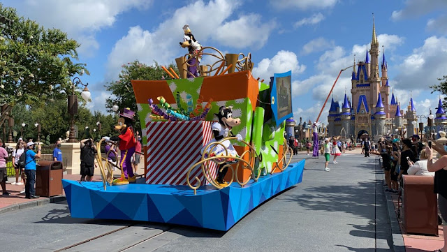 Character Cavalcades, A Goofy Cavalcade, Re-imagined Meet and Greets, Disney Magic Kingdom Reopening Preview, New Safety Precaution and Social-distancing Practice