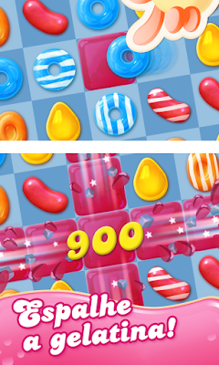 Candy Crush Jelly Saga v1.11.5 (MEGA MOD)