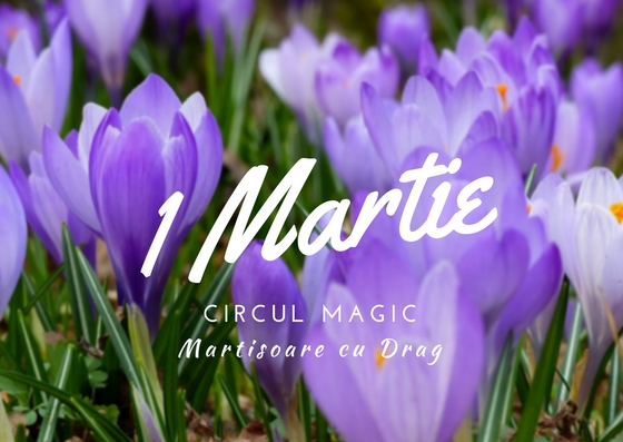 Martisoare Quilling 2017 Branduse Handmade Circul Magic