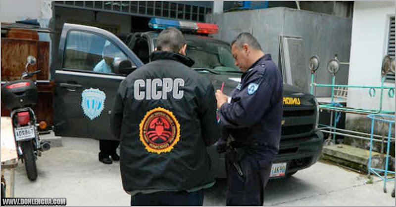 Detenidos 5 funcionarios del CICPC con 200 kilos de cocaína en Monagas