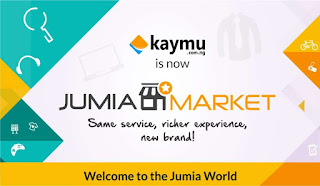 Print your Own Money with Jumia Market (Kaymu) Affiliate Program, that  Pays You N500 for each friend You Refer