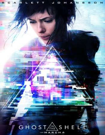 Ghost in the Shell 2017 Full English Movie BRRip Download