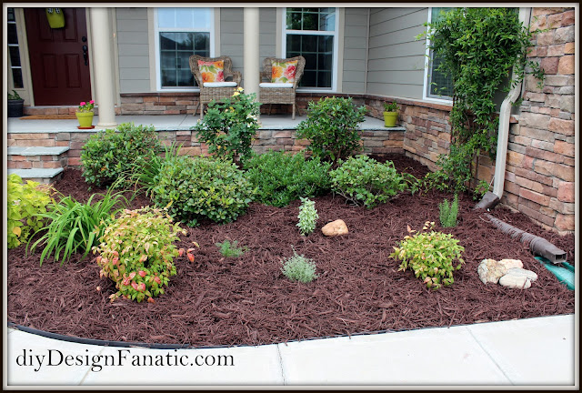 How To Start Landscaping Your Front Yard : Diy design fanatic start an herb garden in your front yard