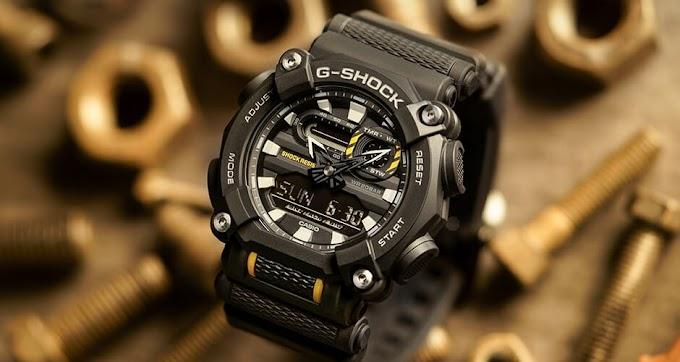 ข่าวล่าสุด G-Shock GA-900 Series