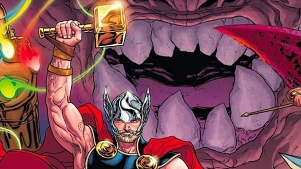 Senjata Terkuat Thor