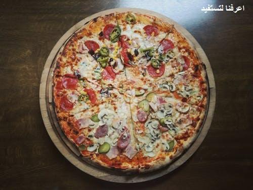 """طريقة عمل بيتزا كالمحلات """"دوار الشمس"""""""