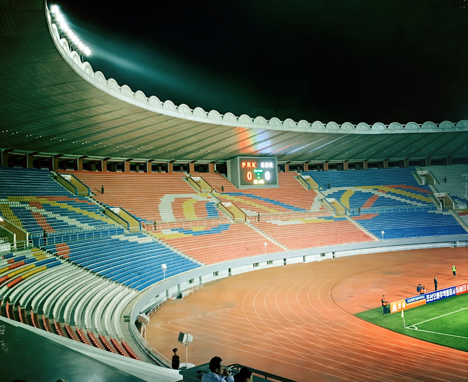 Korean Derby and goalless China