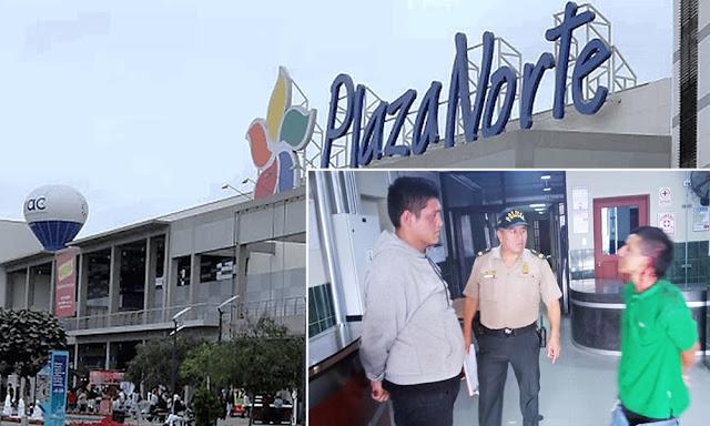 Gresca entre extranjeros causó pánico en centro comercial Plaza Norte