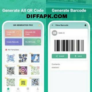 QR Generator Pro – QR Creator & Barcode Generator Apk v1.01.15.1121 Mod (VIP)