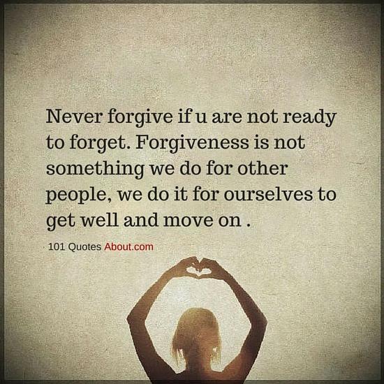 """Forgiveness Quotes"""