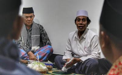 Tuan Guru Muchlis Rapatkan Barisan untuk Ali Bin Dachlan